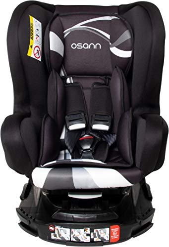 Osann Revo SP, Kinderautositz Gruppe 0+/1/2 (0-25kg), Color Grey