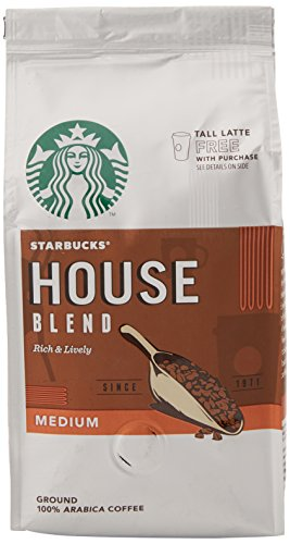 A photograph of Starbuck House Blend