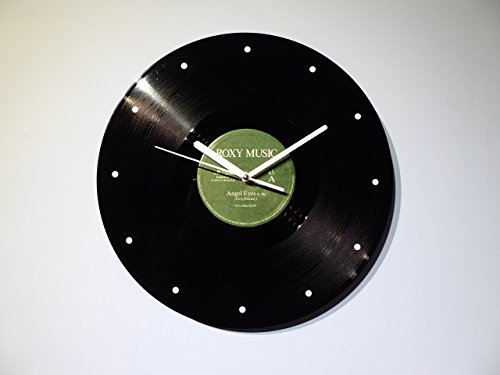roxy-music-angel-eyes-vinyl-record-wall-clock
