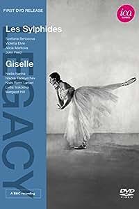 Chopin / Adam: Les Sylphides/ Giselle [DVD] [NTSC] [2011]