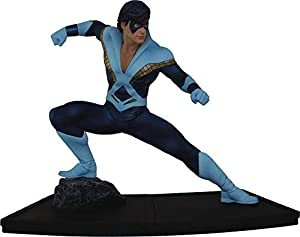 Icon Heroes- DC Heroes Teen Titans: Nightwing 1:9 Scale Figura Coleccionable, Multicolor (AUG188621)