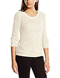 Only Onlgeena Xo L/S Pullover Knt Noos, Pull Femme
