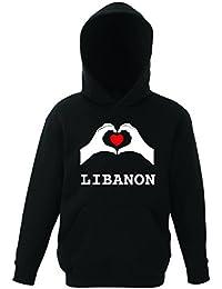 JOllify LIBANON Kinder Pullover Pulli Hoodie