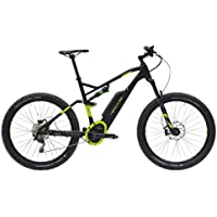 Elektrofahrrad-Einfach Bicicleta eléctrica de fácil | Hercules Nos FS CX Elite E-