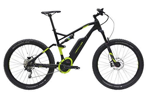 Elektrofahrrad-Einfach 'Bicicleta eléctrica de fácil | Hercules Nos FS CX Elite E-Bike Pedelec eléctrico S Bike Bicicleta 27,5Hombre 54cm Modelo 2018