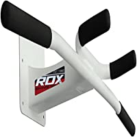 RDX Barra Dominadas Pared Puerta Fitness Tracción Dominadas Techo Gimnasia Pull Up Bar
