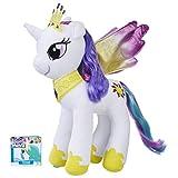 Hasbro My Little Pony E0429ES0 Mähnenspaß Plüsch Prinzessin Celestia