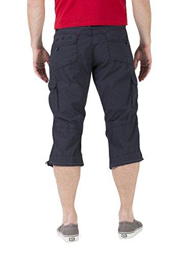 Timezone Herren Shorts Blau (Dark Night Blue 3115)