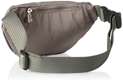 Bogner Damen Belly Bag Henkeltasche, 5x12x29 cm Grau (Truffle)
