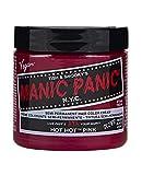 MANIC PANIC Cream Formula Semi-Permanent Hair Color - Hot Hot Pink – GLOWS