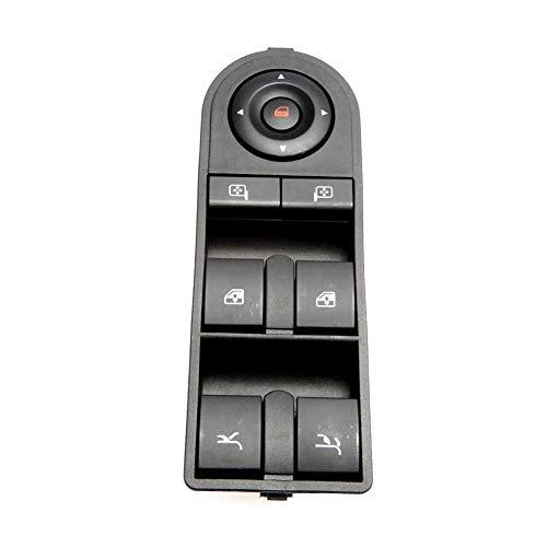seasaleshop Auto Fenster Schalter Fensterheberschalter Kompatibel Schalter Fensterheber Link Vorne für VauxhallTigraTwintop2004