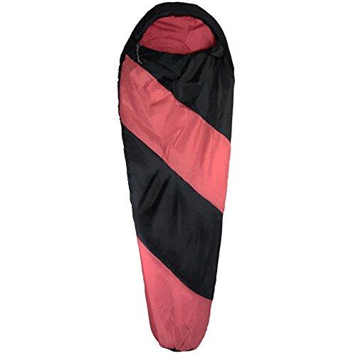 Schlafsack Inferno bis -1°C Mumienschlafsack koppelbar von BB Sport, Reißverschluss: rechts