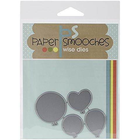 Carta Smooches Die-palloncini
