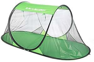 SansBug Free-Standing Pop-Up Mosquito-Net (Polyester Floor)