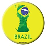 #8: Be Awara Brazil Badge