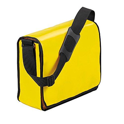 Halfar LorryBag® ECO - Borsa a tracolla yellow