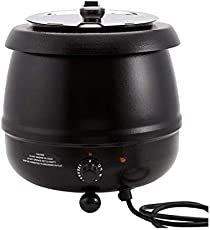 S.S 10 Liters Soup Kettle Commercial Use