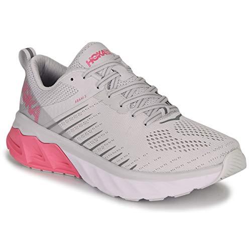 HOKA ONE ONE Arahi 3 Scarpe Sport Donne Grigio - 37 1/3 - Running/Trail