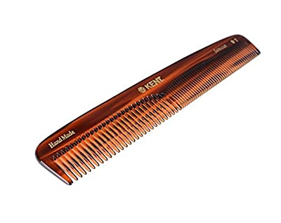 Kent Brushes Handmade Combs Range Large Size Coarse and Fine Comb for Women