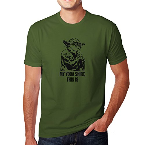Planet Nerd - My Yoda Shirt this is -
