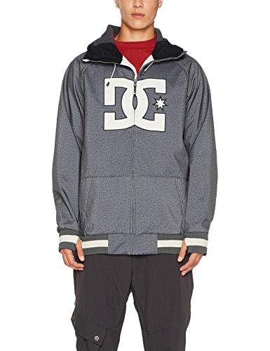 DC Apparel Herren JKT Spectrum - Snow Jacket, Dark Shadow, S