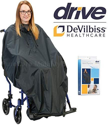 Drive - Poncho impermeable dobladillo elástico