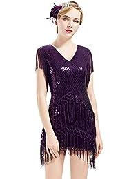 Amazonit Violetta Vestiti Donna Abbigliamento