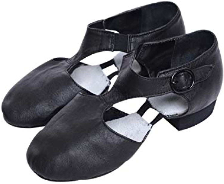 Scarpe Scarpe Scarpe da Ballo Latino per Donna - Scarpe da Ginnastica da Standard Jazz Balletto Gym Allenamento | Tatto Comodo  | Maschio/Ragazze Scarpa  282d3a