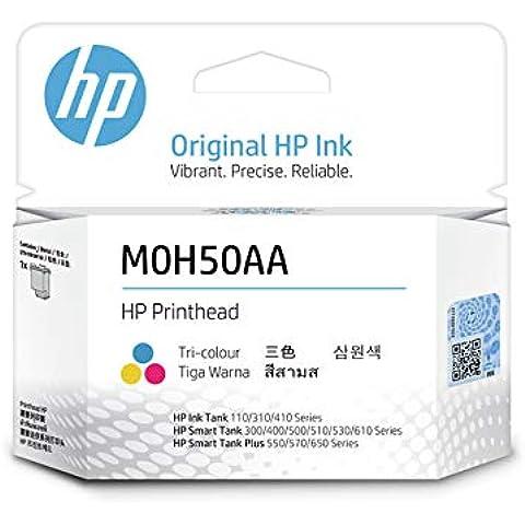 HP Tri-Colour Printhead for HP Ink Tank 110/310/410, HP Smart Tank 300/400 Series