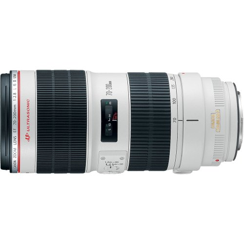 Canon EF 70-200mm f/2.8L is II USM Objectif