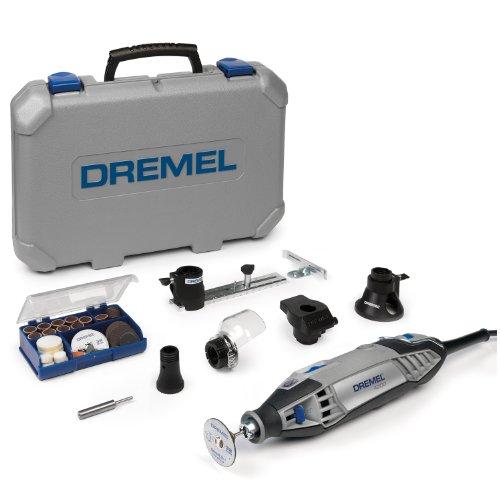 Preisvergleich Produktbild Dremel Change Multifunktionswerkzeug (175 Watt) 4200, 4 Vorsatzgeräte, 75 Zubehöre