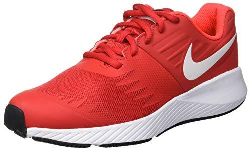 low priced 3b21c a023c Nike Star Runner (GS), Zapatillas de Running Unisex Niños, Rojo (University