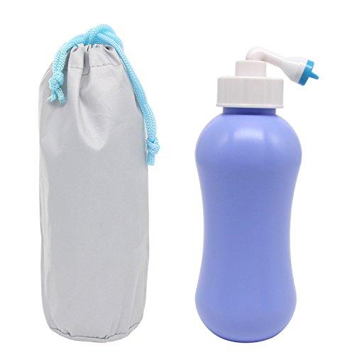 Xcellent Global Tragbares Bidet Reise Bidet Sprayer Handbidet Flasche Für Die Persönliche Hygiene HG155 (Gepäck Reisen Tragetaschen)