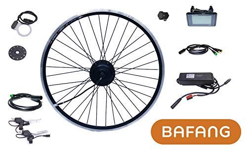 "bafang E-Bike Umbausatz 28\"" 350W 36V Hinterrad eingespeicht für Kassette 8/9/10 RWD Kit IP65 C961 G020 Nabenmotor BF-RWDC-35036-C961-28"