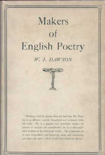 the-makers-of-english-poetry