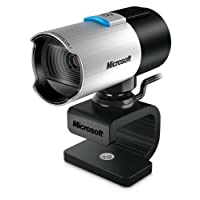 Microsoft Q2F-00016 True Color Technology PC Camera - Studio, 360-degree Rotation