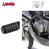 Generico Protezione Salva Scarpe in Gomma Leva Cambio Moto Compatibile con Suzuki Dr 800 Big Leva Marce A Pedale Motocicletta