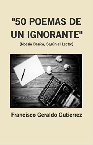 50 Poemas de un Ignorante