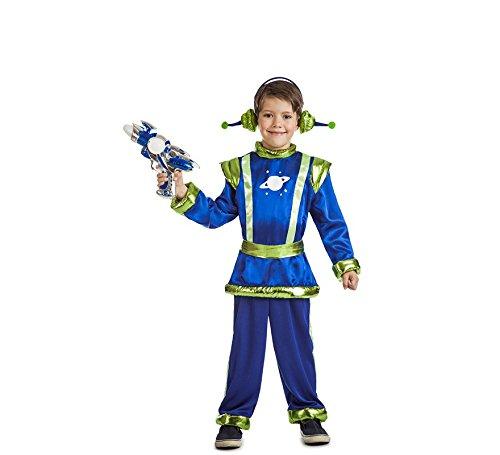 Car&Gus Disfraz de Marciano para niño