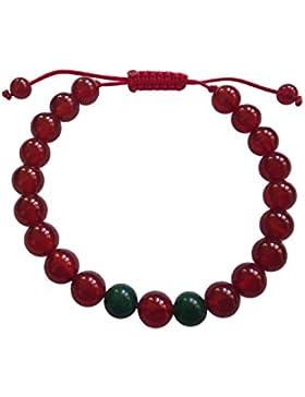 Tibetische Mala (Gebetskette) au