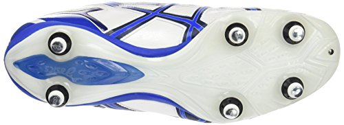 Asics Herren Lethal Tigreor 6 St Fußballschuhe Weiß (White 0159)