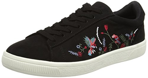 New Look - Mappy, Sneaker basse Donna Black (Black)