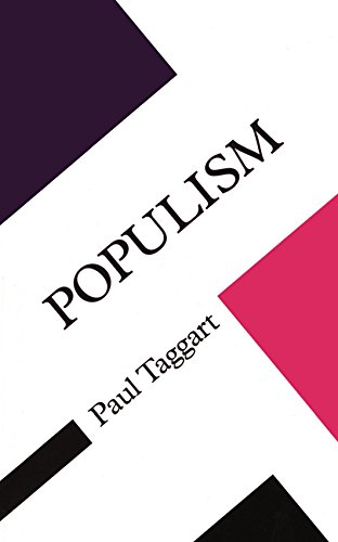 Populism (Concepts in the Social Sciences) by Paul A. Taggart (1-Aug-2000) Paperback