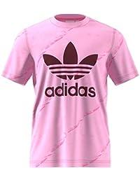 Adidas Tie Dye tee - Camiseta, Hombre, Rosa(ROSSUA)