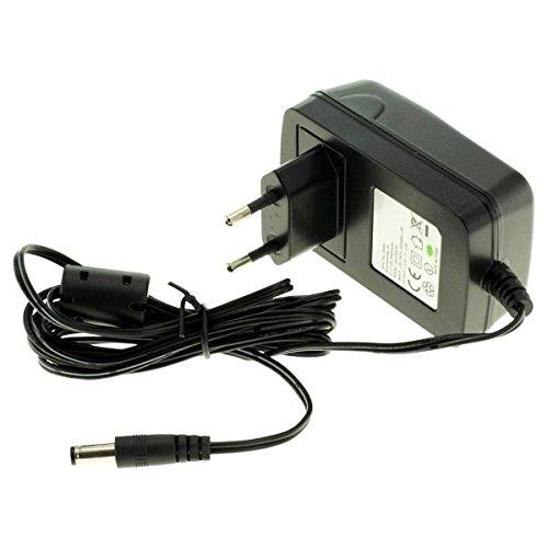 subtel® Qualitäts Netzteil kompatibel mit Western Digital My Cloud, WD My Book Live, TV Live Hub, Tivoli Pal, iPal, EasyBox 904 LTE - ca. 1,5m, Tip: 5.5 x 2.5mm, 12V, 2,5A Stromadapter AC Adapter