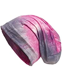 Shenky Jersey Beanie Mützen im Batik Style