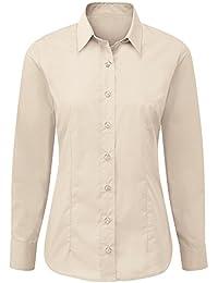 Camisas Camisetas Marfil Blusas Camisetas Y es Amazon Tops XqSxO6