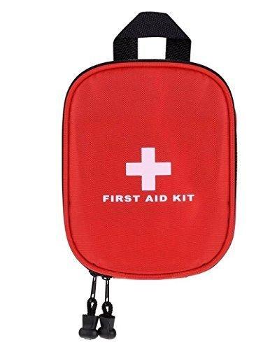 Queta Erste-Hilfe-Set Mini-Erste-Hilfe-Kit für Sport & Reisen Outdoor optimale Erstversorgung (Tablet Wasserdichte Erste-hilfe-kit)