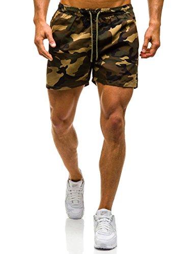 bolf-hombre-banadores-pantalones-cortos-camo-il-sole-z512-marron-xxl-7g7