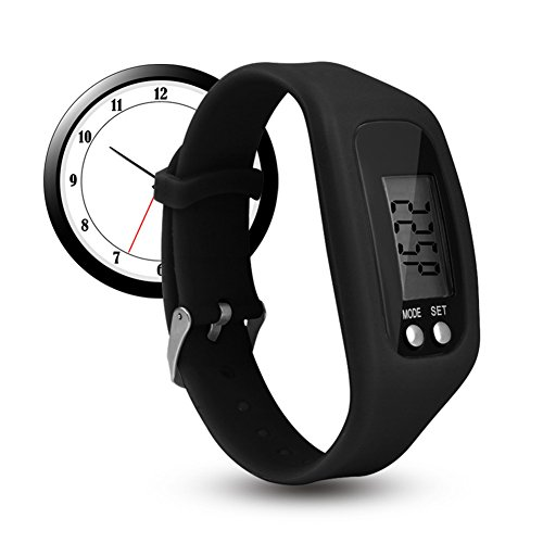 Sedensy Fitness Tracker - Reloj Pulsera Podómetro